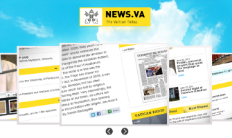 Nace «News.va», el nuevo sitio web del Vaticano que integra todos sus servicios informativos