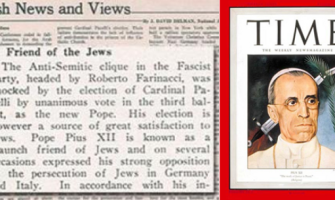 Judíos de EEUU durante Guerra Mundial: Pío XII es fiel amigo nuestro