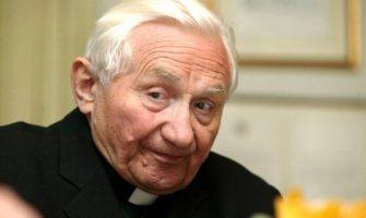 A la espera de lo que cuente Georg Ratzinger sobre su hermano