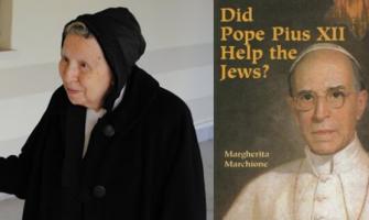 """Religiosa de 90 años desmiente """"leyenda negra"""" sobre Pío XII"""