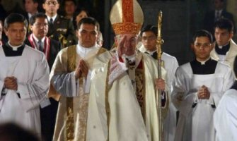 Ideología de género destroza raíces humanas, dice Cardenal Cipriani en Misa y Te Deum