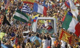 Brasil de fiesta: Benedicto XVI anuncia que JMJ 2013 será en Río de Janeiro