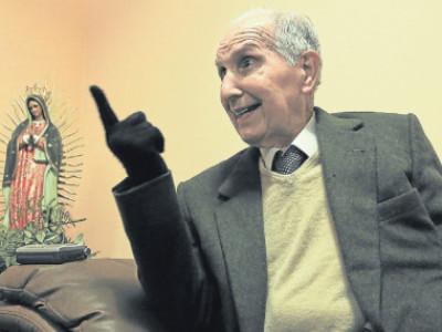 """Sobrino de Riva Agüero calificó de """"terquedad"""" actitud de la Universidad Católica de Lima"""