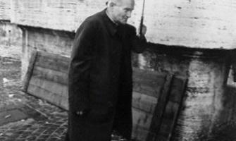 El cardenal Karol Wojtyla, según la KGB