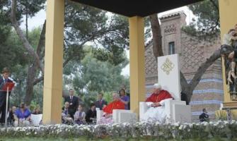 """Benedicto XVI: la vida de los discapacitados, un """"don inmenso"""""""