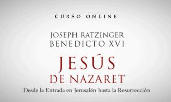 """Nuevo cursos online: Filosofía Antigua y """" Jesús de Nazaret"""" basado en libro de Benedicto XVI"""
