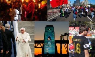 Benedicto XVI pide vivir la conversión como una experiencia diaria.
