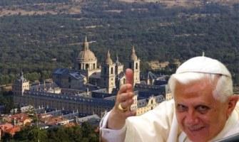 El profesor Ratzinger da una lección magistral sobre el auténtico sentido de la Universidad