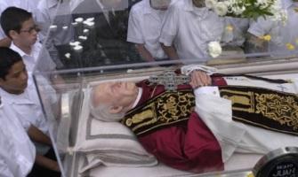 Llegan a México las reliquias de Juan Pablo II