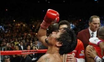 Manny Pacquaio: 32 años, estrella en el ring, un político católico «de verdad» en el Parlamento