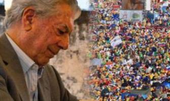 Tras JMJ, Vargas Llosa admite que occidente necesita del catolicismo