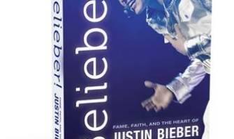 El famoso cantante juvenil Justin Bieber habla sobre su relación con Cristo
