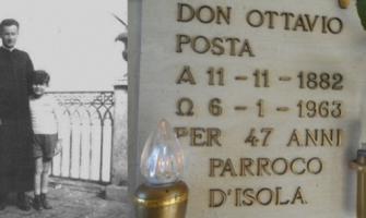 Israel concede el título de «Justo entre las naciones» al sacerdote italiano Ottavio Posta