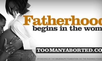'Ser padre comienza en el vientre materno': nueva campaña publicitaria pro-vida lanzada