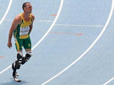 Oscar Pistorius: una historia de inspiración para todos