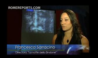 """""""La notte della Sindone"""" di Francesca Saracino"""