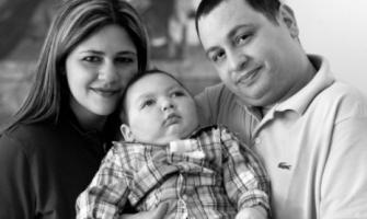 El Bebé José muere en su casa, rodeado de su familia