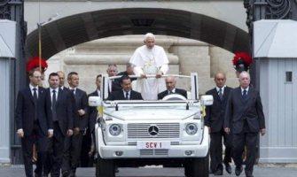 Dios hace maravillas en la historia del hombre, dice el Papa Benedicto