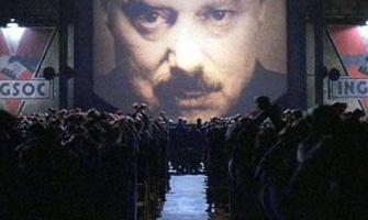 Manipulación del lenguaje antivida y George Orwell