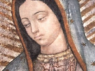 Ojos de la Virgen de Guadalupe contienen mensaje a favor de la familia