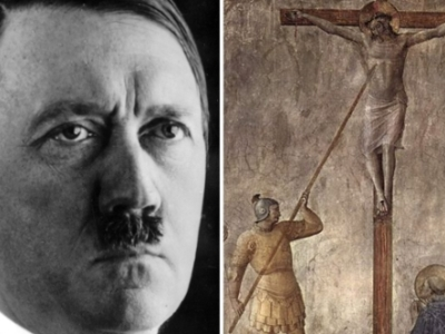 Hitler y su misteriosa búsqueda de la lanza con la que atravesaron a Cristo en la cruz