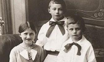 Los regalos que pidió el pequeño Joseph Ratzinger en la Navidad de 1934