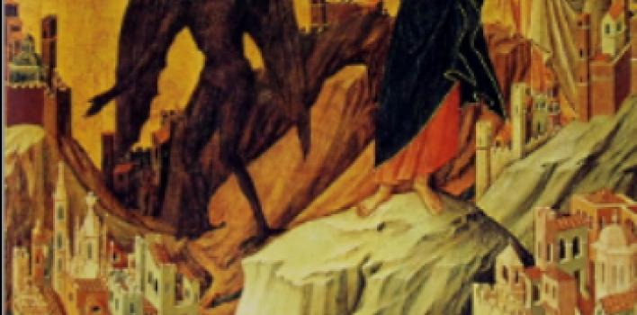 El Papa Francisco y el diablo