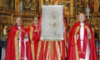 LA UCAM adquiere un microscopio electrónico que se usará para analizar el Sudario de Cristo que está en Oviedo