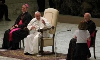 «No quería ser Papa. Me gusta estar entre la gente»