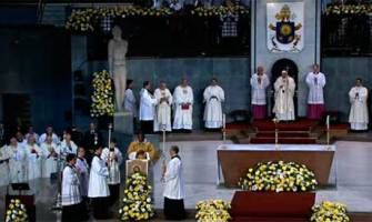 El Papa insiste: quiere «una fe callejera» para ir a «buscar y encontrar» a los «invitados vip»