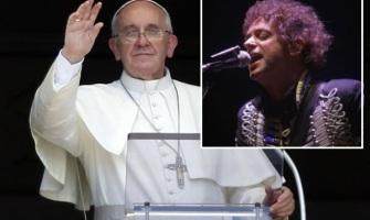La emotiva carta que el Papa Francisco le dedicó a Gustavo Cerati
