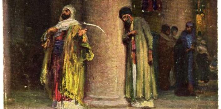 Resultado de imagen de '¡Oh Dios! ¡Ten compasión de mí, que soy pecador!'.
