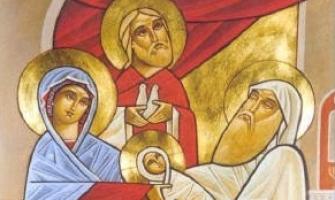 «Han visto mis ojos tu salvación, la que has preparado a la vista de todos los pueblos»