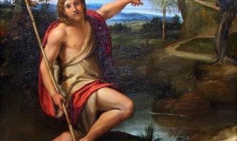 «He ahí el Cordero de Dios, que quita el pecado del mundo»