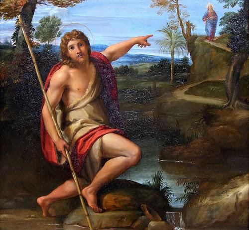 Resultado de imagen de «He ahí el Cordero de Dios, que quita el pecado del mundo.
