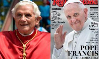 Vaticano rechaza ataque a Benedicto XVI en artículo de Rolling Stone sobre el Papa Francisco
