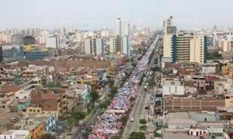 Más de 250 mil participan en Marcha por la Vida en Lima – Perú