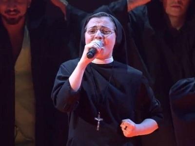 Finalmente ganó Sor Cristina en The Voice Italia