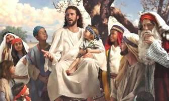 «Yo te bendigo Padre porque has revelado estas cosas a los pequeños»