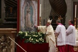 Le confiaremos la vida de nuestros pueblos y la misión continental de la Iglesia.