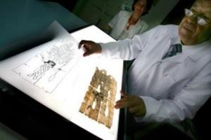 Encuentran la copia más antigua conocida del Evangelio