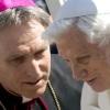 Gänswein, el asistente de Benedicto: «Una supuesta intervención del Papa emérito es pura invención»