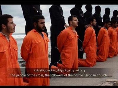 Francisco: el EI mató a los coptos «solo porque eran cristianos»