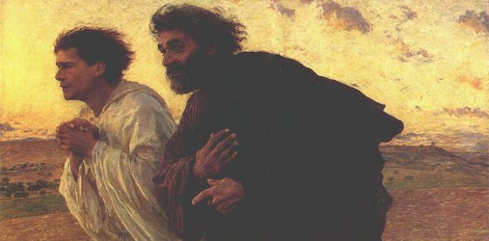 Resultado de imagen de «Vio y creyó» S.Juan