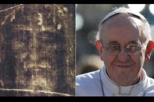 Papa Francisco viajará a Turín a venerar la sagrada Síndone