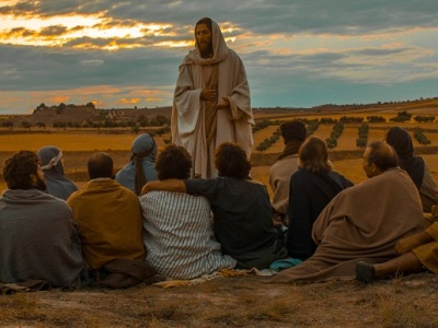 Hoy se estrena en España «La espina de Dios», una película bíblica para la Semana Santa