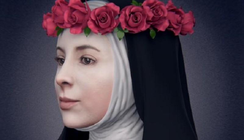 El verdadero rostro de Santa Rosa de Lima