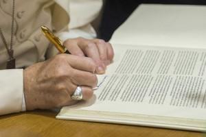 El Papa Francisco reforma el proceso canónico para la nulidad del matrimonio