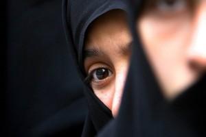 La mujer musulmana, mujer sumisa