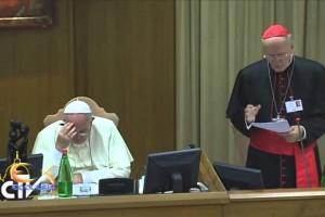 El cardenal Peter Erdo repasó los temas centrales del Sínodo